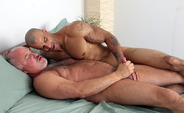 jake cruise dexter pleasuring each other